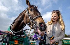 Meath trainer Lavery 'heartbroken' as Ascot hopeful Lady Kaya dies