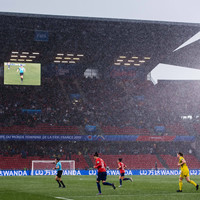 Violent storm brings World Cup match to a halt in 72nd minute