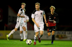 Bohemians U19s qualify for Uefa Youth League for second year running
