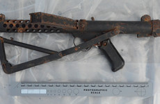 Submachine gun and assault rifles seized during major PSNI investigation into INLA criminality