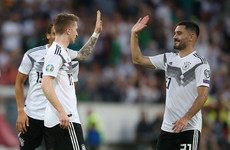 Germany put eight past Estonia to maintain winning start to Euro qualifiers