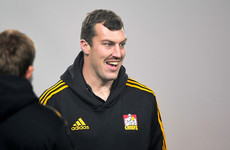Retallick set for stint in Japan after World Cup, but will return to New Zealand