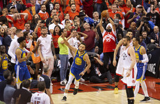 No need for speeches as Warriors vow to go down fighting on Oakland farewell