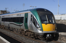 Passengers celebrate arrival of baby girl born on Galway-Dublin train