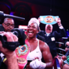 Claressa Shields bidding to become fastest three-division champion in boxing history