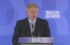 'Kick the can - and we kick the bucket!' Ruling out a Brexit delay, Boris Johnson launches his leadership bid