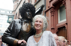 President Higgins leads tributes following death of Philomena Lynott
