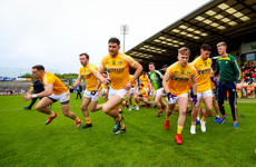 Green light for Belfast venue as Antrim keep right to home advantage for Kildare clash