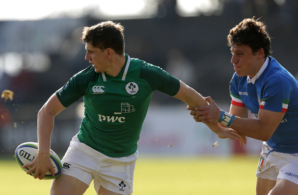43964f88ad9 As it happened: Ireland v Italy, World Rugby U20 Championship · The42