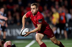 Munster duo Hart and O'Callaghan sign with French side Biarritz