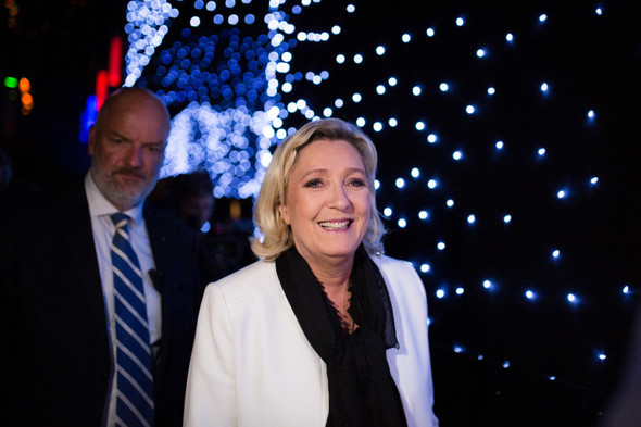 Marine Le Pen to go on trial in France for sharing Islamic State images on Twitter