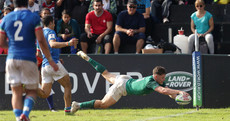 Injury-hit Ireland run out of steam in semi-final points chase