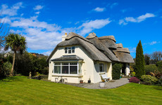 Romance, warmth and luxury in this thatched-roof home for €870k