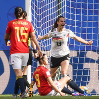 PSG midfielder Daebritz on target as Germany see off Spain to earn back-to-back wins