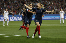 Contentious penalty puts hosts France on brink of last 16 despite mind-boggling own goal