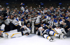 St Louis Blues go from worst NHL team to first-time Stanley Cup champions with win over Boston Bruins