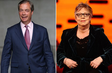 Police in the UK are investigating comedian Jo Brand over 'battery acid' joke on BBC radio show