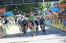 Bennett finishes second as Van Aert clinches back-to-back Dauphine stage victories