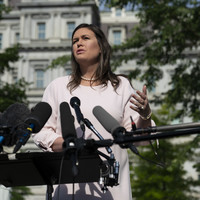 White House press secretary Sarah Sanders to step down from role