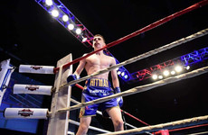 Another first-round stoppage for Stevie McKenna as he moves to 2-0 in California