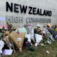 Man accused of killing 51 people in Christchurch mosque massacre smiles and pleads not guilty