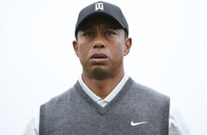 Tiger Woods 'very pleased' with fighting start at Pebble Beach