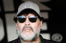 Maradona steps down as manager of Mexican side to focus on his health