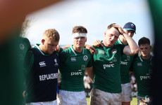 Ireland lose two more players for remainder of U20 World Championship