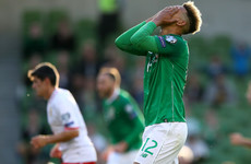 Unbeaten Ireland drop three places in latest Fifa World Rankings