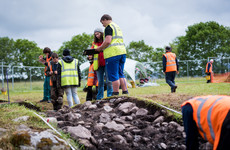 Archaeologists uncover megalithic monument thought to be unlike any found in Ireland to date