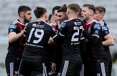 Stunning effort from Ireland U21 youngster sees Bohs beat Shamrock Rovers again