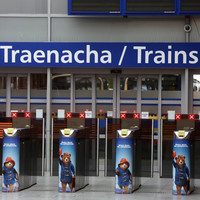 Appeal for witnesses following alleged racial abuse of family on Belfast to Dublin train