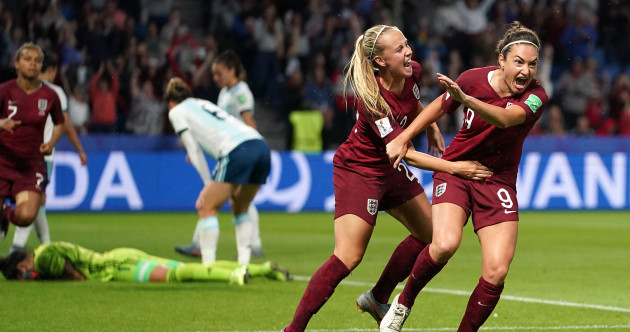 Goalkeeping heroics not enough to stop England beating Argentina