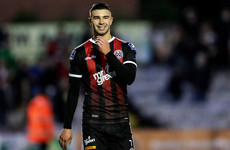 The 20-year-old starlet who lit up last night's Dublin derby