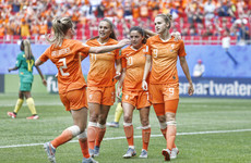 22-year-old Miedema becomes Netherlands' record-goalscorer with double against Cameroon