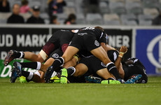 Dramatic last-play try seals Sharks' place in Super Rugby quarter-finals and knocks out Stormers