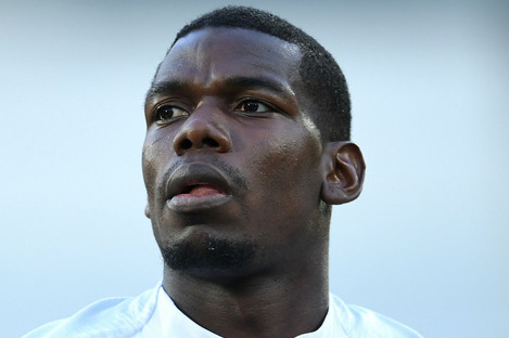 Manchester United midfielder Paul Pogba has been linked with Real Madrid.