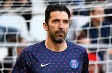 41-year-old Buffon considers taking year off after rejecting PSG offer