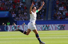 USA star sets World Cup goal-scoring record to secure passage to last 16