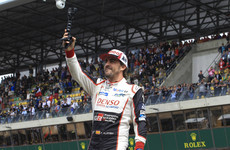 Alonso acknowledges 'luck' in back-to-back Le Mans with Toyota
