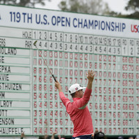 Woodland holds off Koepka to win first Major at US Open