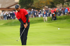 Woods turns attention to first visit to Portrush after strong US Open finish