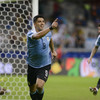 Suarez and Cavani on target as Uruguay get up and running in style