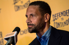 Rio Ferdinand says he's spoken to Man United about sporting director role