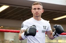 Frampton to return in August, likely in Philly, ahead of potential world-title clash with Valdez