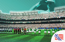 Roy Keane, Jack Charlton and Eamon Dunphy feature in our World Cup '94 newspaper review