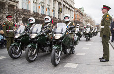 Defence Forces planning to spend estimated €700k on new Escort of Honour motorbike fleet