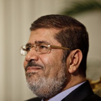 Ousted Egyptian President Mohamed Morsi dies after collapsing in court