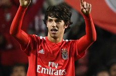 'Totally false and absurd' - Benfica rubbish reports of Atletico deal for Joao Felix
