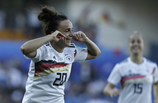 Germany top Group B in style as Spain and China both clinch knockout places